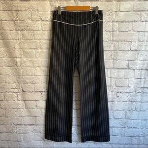 LULULEMON Flare Pinstripe Yoga Pants Activewear
